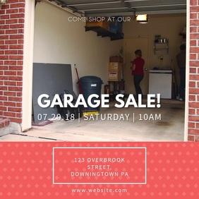 Modern Garage Sale Ad Local Garage Sale Onlin