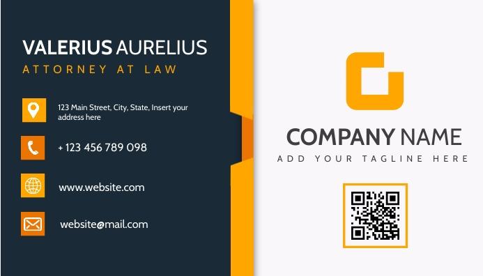 modern geometric business card template desig