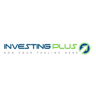 modern investing corporate logo icon template