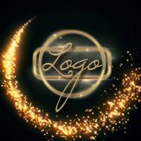 modern simple logo design free Logotipo template