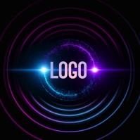 MODERN VIDEO LOGO DESIGN TEMPLATE 徽标