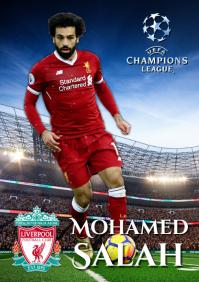 Mohamed Salah Liverpool FC
