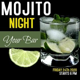 Mojito / happy hour / party night