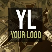 MONEY CASH LOGO DESIGN TEMPLATE