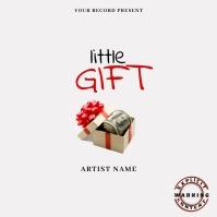 money gift Music Mixtape/Album Cover A template