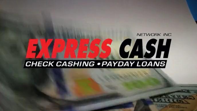 Money Video Template Facebook 封面视频 (16:9)