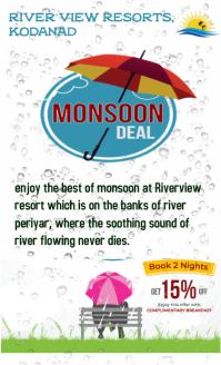 Monsoon retreat
