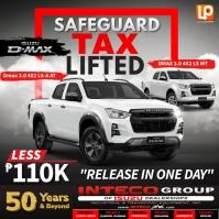 Monthly Car Deals Cuadrado (1:1) template