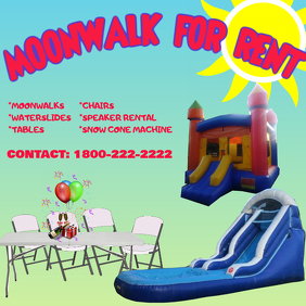 MOONWALK RENTAL