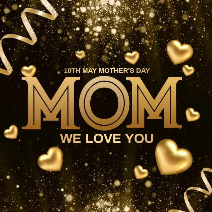 Mother' s day templates Instagram-opslag