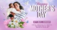 Mother's DayCelebrate FB Post Isithombe Esabiwe ku-Facebook template