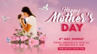 Mother's Day Celebrate Twitter P... template