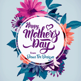 MOTHER'S DAY 2019 CARD