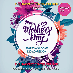 MOTHER'S DAY 2019 CHURCH FLYER