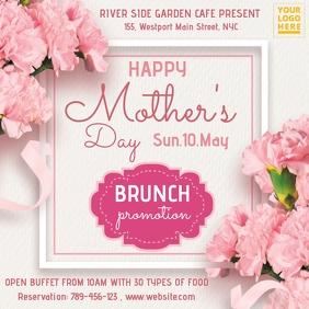 Mother's Day Brunch Design