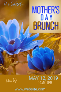 Mother's Day Brunch Poster