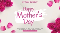 Mother's Day Celebrate Twitter P.. template