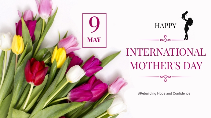 Mother's day Isethulo (16:9) template