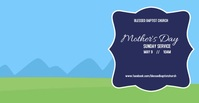 Mother's Day Anúncio do Facebook template