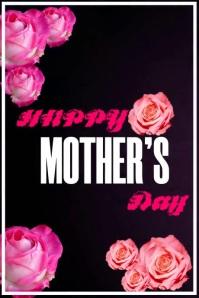 Mother's Day Ishidi elingu 4' × 6' template