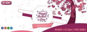 Mother's day Foto Sampul Facebook template