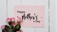 Mother's Day Digitale Vertoning (16:9) template