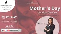 Mother's Day Tampilan Digital (16:9) template