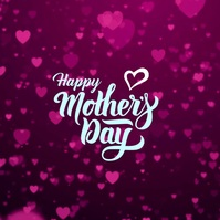 Mother's Day Instagram 帖子 template