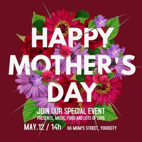 Mother's Day Event Ad
