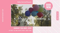 Mother's Day Event Digital Display Video