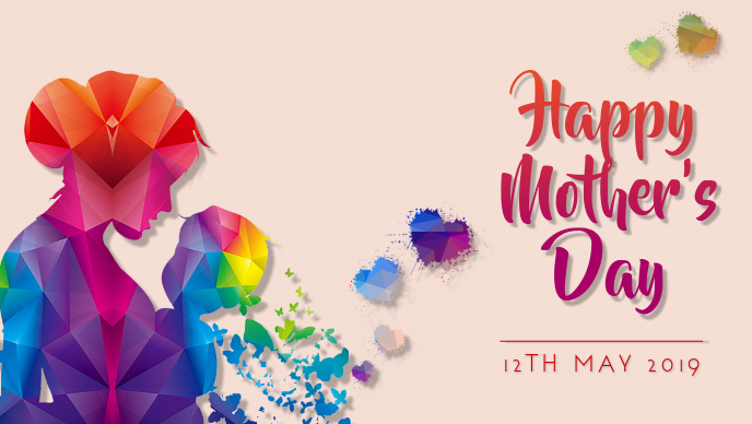 Mother's Day Facebook Cover Template