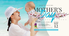 Mother's Day Facebook Shared Image Template