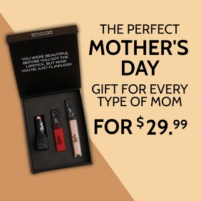 Mother's Day Gift Template