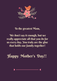 mother's day greeting card 02