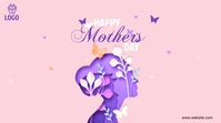 Mother's Day Greeting Post sa Twitter template