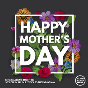 Mother's Day Greeting Post