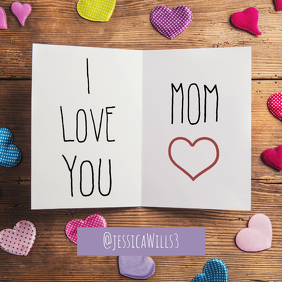 Mother's Day Message Instagram Post