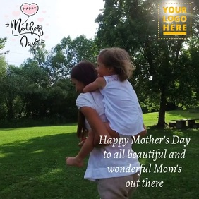 Mother's day online greeting