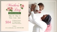 Mother's Day Photo Booth Deal Digital Display Video