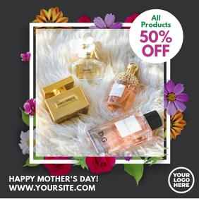 Mother's Day Product Ad