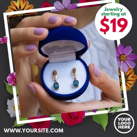 Mother's Day Product Gift Ad