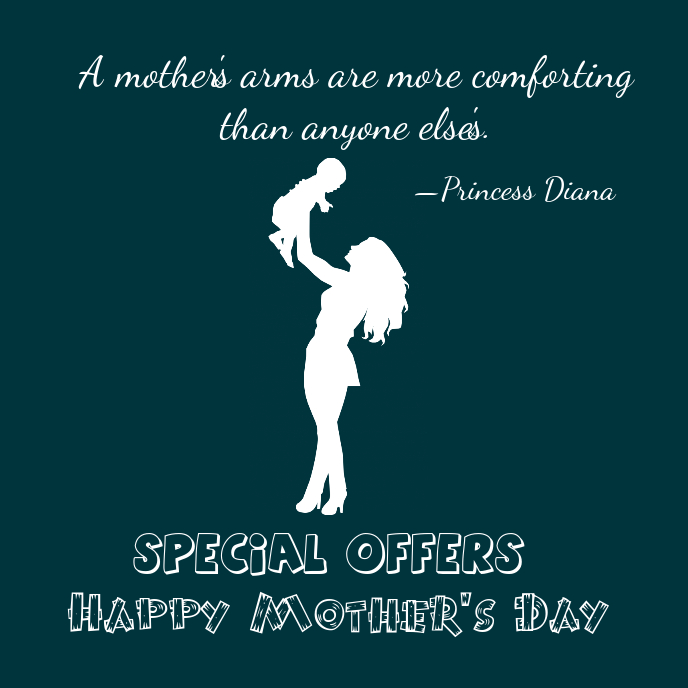 mother's day quotes Albumcover template