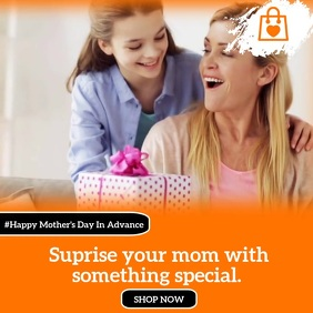 Mother's Day Retail Flyer