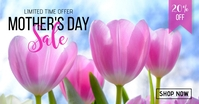 Mother's Day Sale Facebook Share template