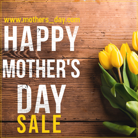 Mother's Day Sale Instagram Post