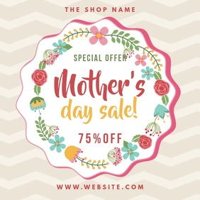 Mother's Day Sale Retail Video Ad