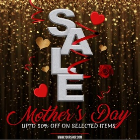 Mother's Day Sale Video