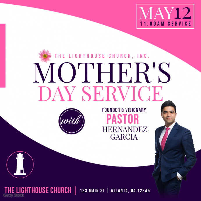 Mother's Day Service 2019