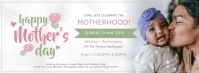 Mother's Day Special Offer Facebook Cover Photo template