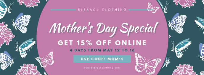 Mother's Day Special Sale Facebook Banner